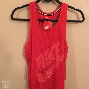 Nike Women's Red Jerseys Top